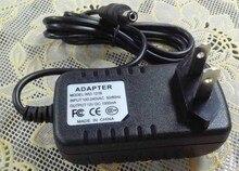 4pcs US plug DC 12V 2A power supply for CCTV cameras