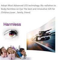 New New Mini LCD Projector Full HD 1080P Home Theather Cinema HDMI VGA USB LED Projectors for Video Media Player