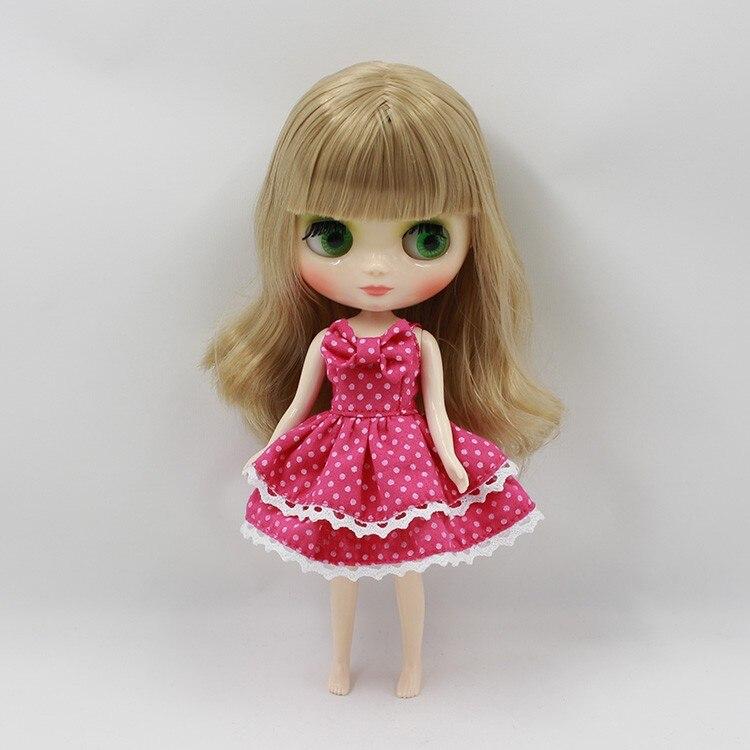 Middie Blythe Doll Multi-Color Hair 20cm 4