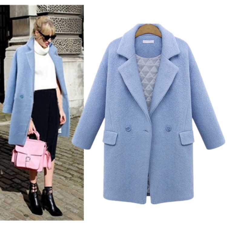 Popular Pure Wool Coats-Buy Cheap Pure Wool Coats lots from China ...