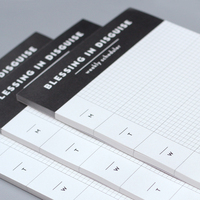 Weekly Planner Notepad Tear Off To Do Pad Memo Pad 54 Pages 130mm X 295mm