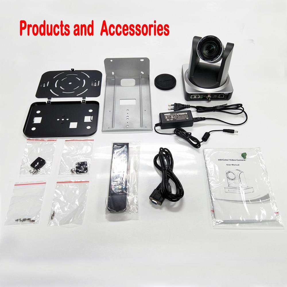 원격 훈련을위한 뜨거운 2MP 1080P HDSDI 3G-SDI 근거리 - 보안 및 보호 - 사진 6