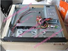 1U 420B server chassis 420mm can support the 2 hard disk 12*10.5 motherboard