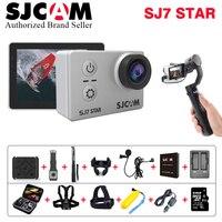 2018 Hot SJCAM SJ7 STAR Wifi 4k Ambarella A12S75 GYRO Touch Screen 30M Waterproof Remote Sports