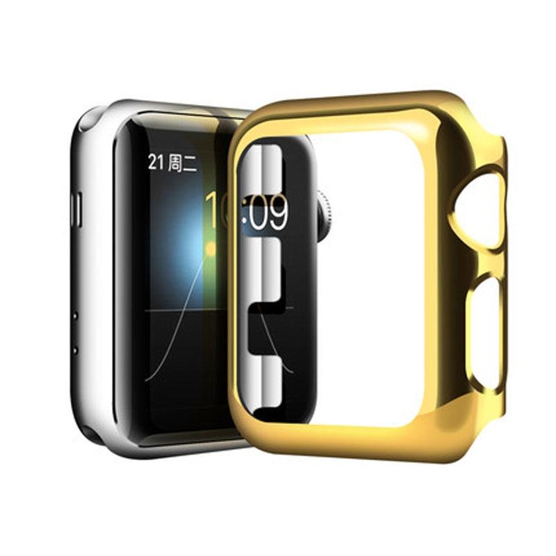 Correia de aço inoxidável de três links para Apple Watch Band com - Acessórios para relógios - Foto 5