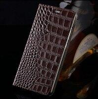 New Luxury Original Brand Genuine Crocodile Leather Phone Cases For Xiaomi Mi Note2 Fashion Phone Bags