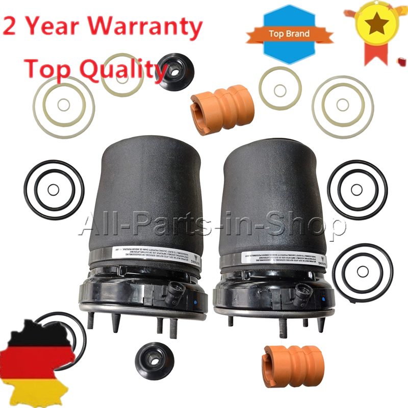 New 37116757501 37116757502 3711676144 37116761443 Pair Front Air Suspension Spring Bag Left & Right For BMW X5 E53
