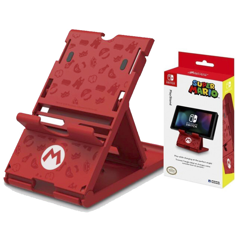 For Nintendo Switch Game Stand Holder Folding Adjustable Portable Foldable Hold Holder Main Chassis Bracket Compact Playstand Stands Aliexpress