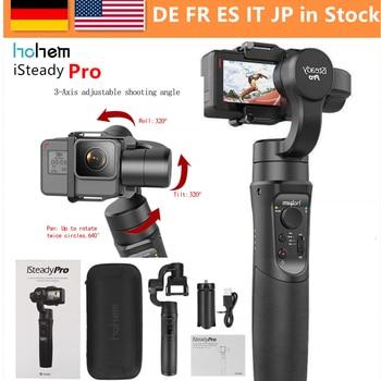 Hohem iSteady Pro 3-Eixo Cardan Estabilizador para GoPro Hero 7 6 5 4 3 Yi 4 K, câmera ação AEE RXO SJCAM, 3-Eixo Cardan GoPro