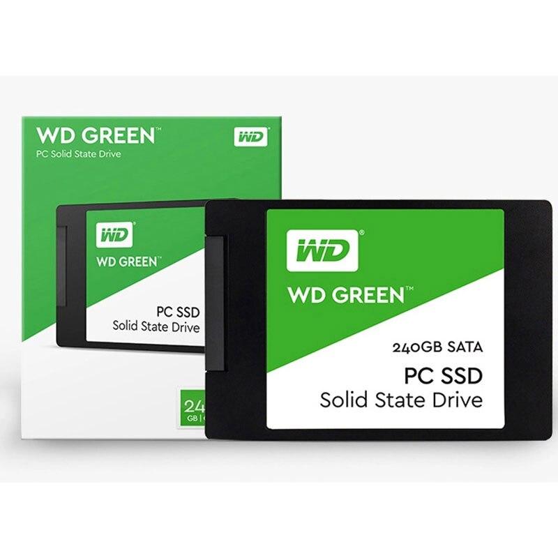 "Disque dur SSD WD SSD 1 to 480G 240GB 120GB disque dur SSD SATA3 2.5 pouces disque HDD HD disques SSD 2.5 ""disque interne Disco Duro SSD"