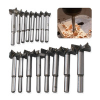 16pcs/Set Core Drill Bits Professional Woodworking Hole Saw Wood Cutter For Rotary Tools 15 35mm
