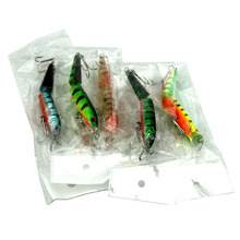 5-Pack Jointed Minnow Set