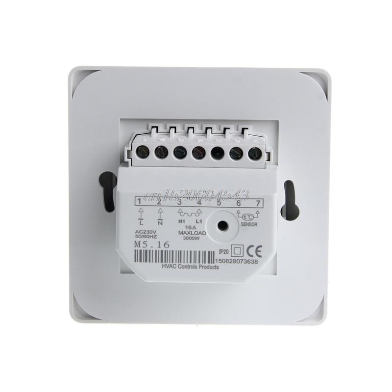 temperatura interruptor 16a 220 v r08 whosale & dropship