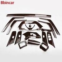 Bbincar 17 шт. ABS углеродного волокна Краски спереди шахматная доска вентиляционное отверстие Панель внутренняя двери межкомнатные аксессуары
