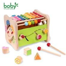 Juguete Musical de madera con Xilófono