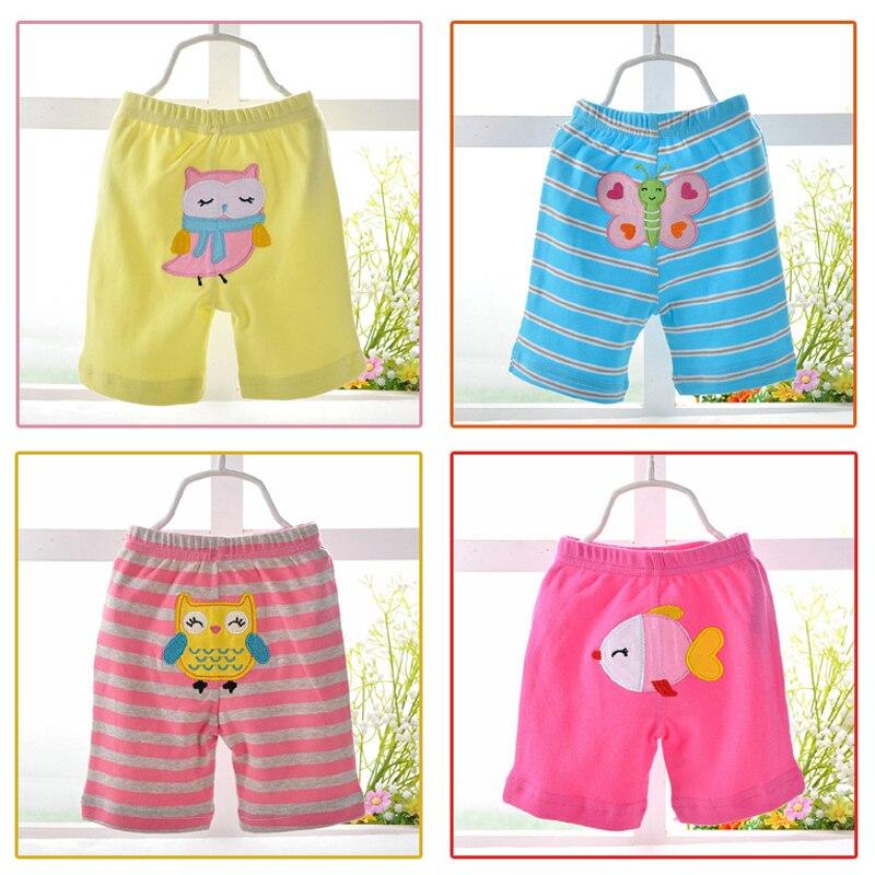 5 części / partia Boys Baby Dziewczyny Spodenki PP Hot Short Pants - Odzież dla niemowląt - Zdjęcie 6