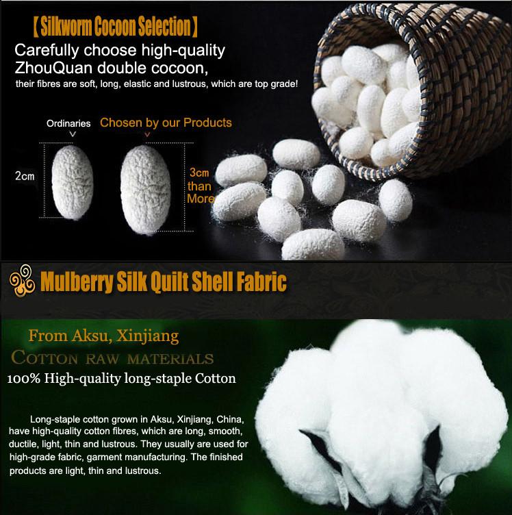 Mulberry Silk Quilt 12