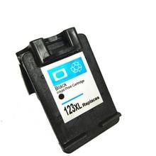 vilaxh 123 xl BK Compatible Ink Cartridge Replacement For HP 123xl Deskjet 1110 2130 2132 2133 2134 3630 3632 3638 3830 4520