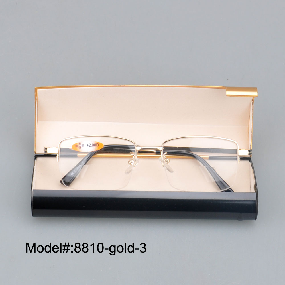 MY DOLI  Bifocal Reading Glasses +100~+400 For Singht Hyperopia  - Apparel Accessories - Photo 2