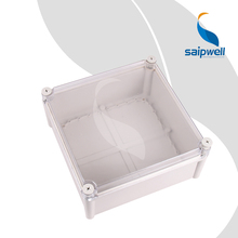 Saipwell 2015 Newest Small Plastic Enclosure Box szomk, IP66 Waterproof industrial plastic enclosures High Quality 280*280*130mm
