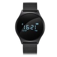 100 Original M7 Watch Blood pressure monitor smart Wristband with Bluetooth 4 0 Smartband heart rate