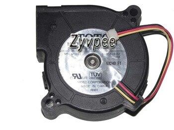 D06F-12B3S1 6CM 60*25mm TYF450FJ04 12V 0.33A 3.96W 3 Wires 3 Pins Blower Case fan projector cooler
