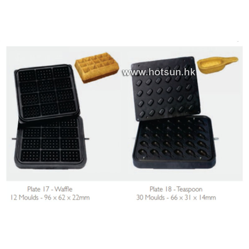 Free Shipping Non-stick Pastry Egg Tart Waffle Pie Mold Plate Tartaletek Baking Plate to Replace for Tartlet Shells Machine