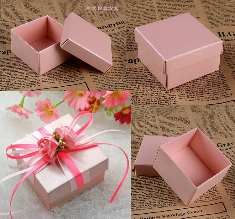 Chinese Wedding Gift Money Amount: ᑎ‰100Pcs Square Candy Box For ᐊ Wedding/ Wedding/ Party