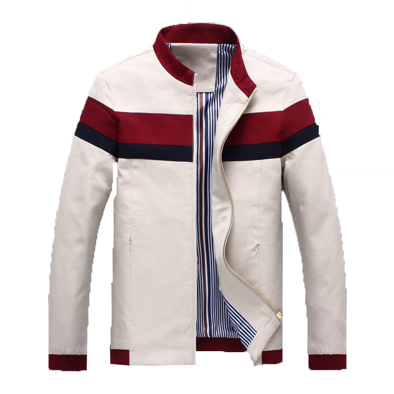 039a049ea97a7 2016 new spring Jacket Men Slim Fit Mens Designer jackets and coats man  Clothes Cotton Men Casual Jacket-in Jackets from Men s Clothing on  Aliexpress.com ...