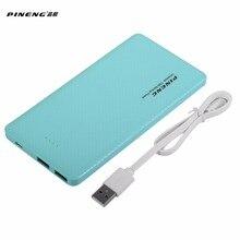 Оригинал Pineng PN-958 10000 мАч большая емкость внешнего питания Bank Мобильный телефон зарядное устройство питания для зарядки iphone