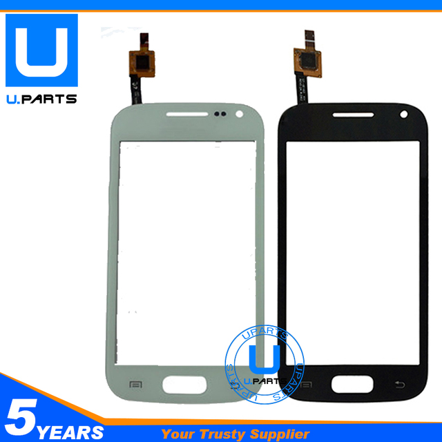Touch Panel For Ace 2 Ace II GT-i8160 i8160 Front Digitizer Screen Black White Sensor 1PC/Lot