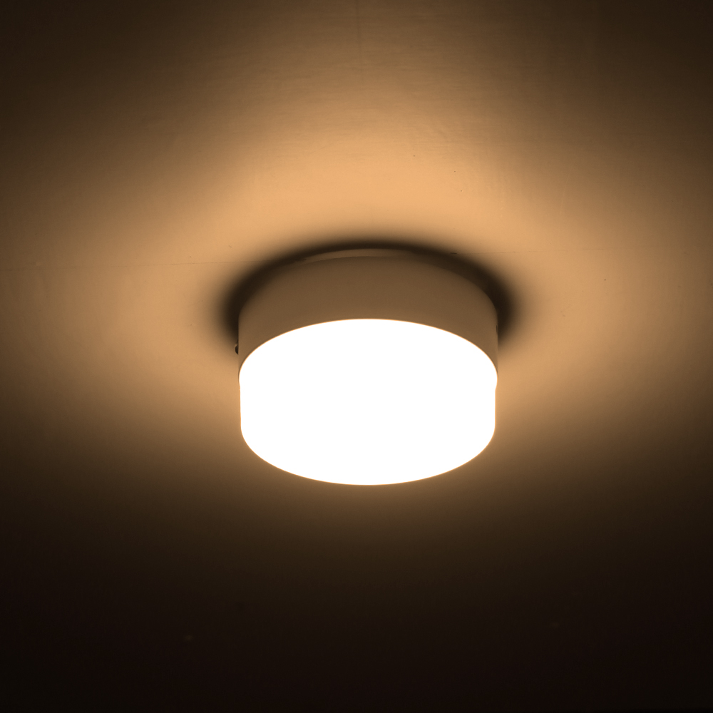 Light Radar Activated Led Flush Mount