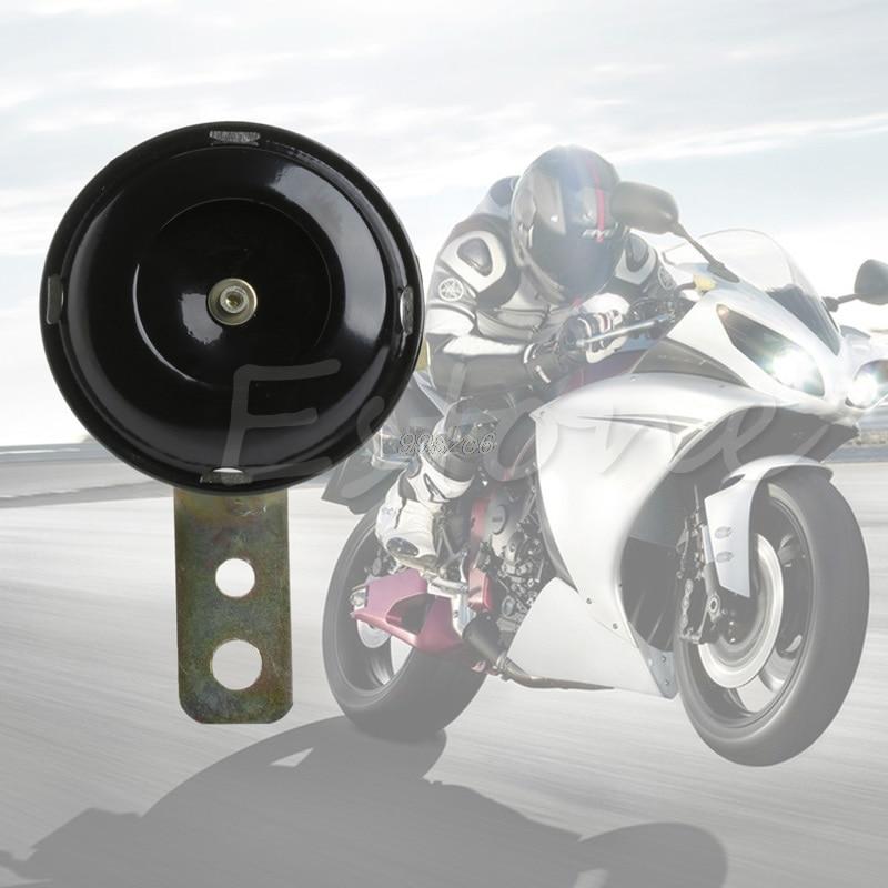 Universal 110db Waterproof Motorcycle Scooter Bike Horn Loud Tone Sound DC 12V DropShip
