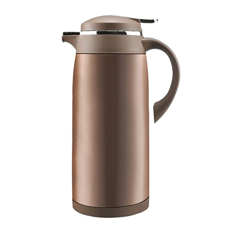 1-1.9L Glass Liner Large Capacity Insulation Vacuum Flasks Kettle China Stainless Steel Coffee Hot Water Thermos Bottle Pot