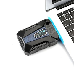 Small Size 5V USB Laptop Cooler Air Extracting Exhaust Cooling Fan Cooler Radiator Ultra Quiet CPU Cooler For Notebook