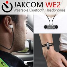 JAKCOM WE2 Wearable Inteligente Fone de Ouvido venda Quente em Fones De Ouvido Fones De Ouvido como rog oordopjes auriculares do telefone