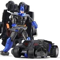 24 cm Wysokość Zemsta Transformacja Deformacji Hero Robot Toy Bat Model Action Figures Zabawki
