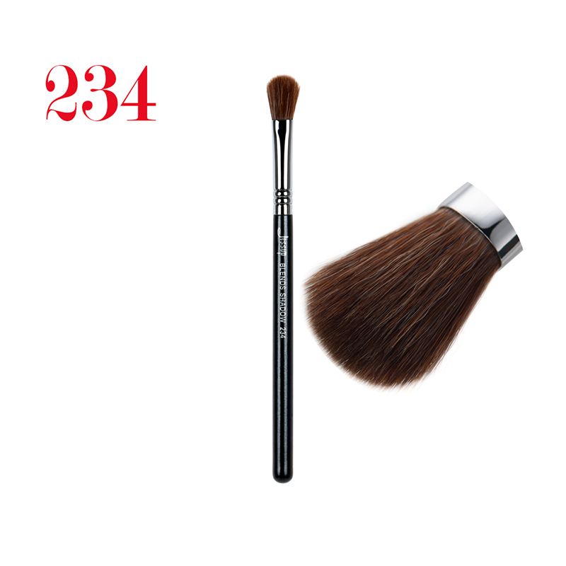 Jessup 1szt Profesjonalne syntetyczne naturalne włosy Drewniany - Makijaż - Zdjęcie 6