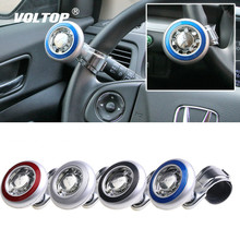 Car Universal Steering Wheel Knob Booster Ball Metal Bearing Truck Handle Auxiliary