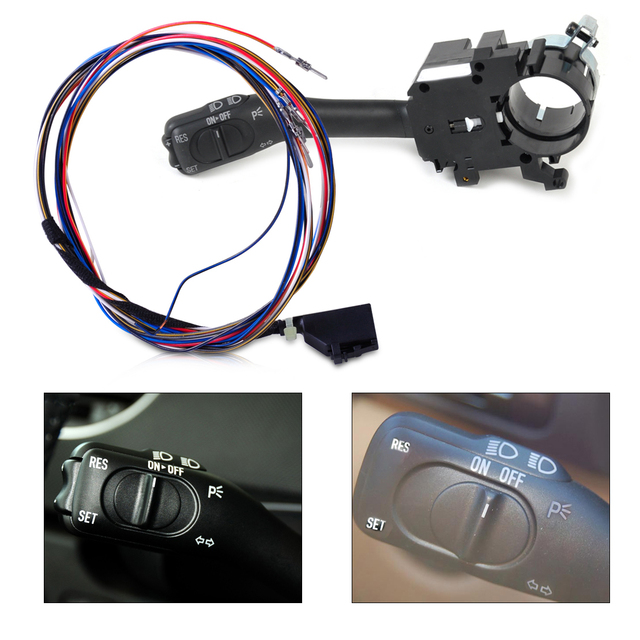 CITALL Cruise Control System Stalk + Harness 18G 953 513 A 1J0 953 on