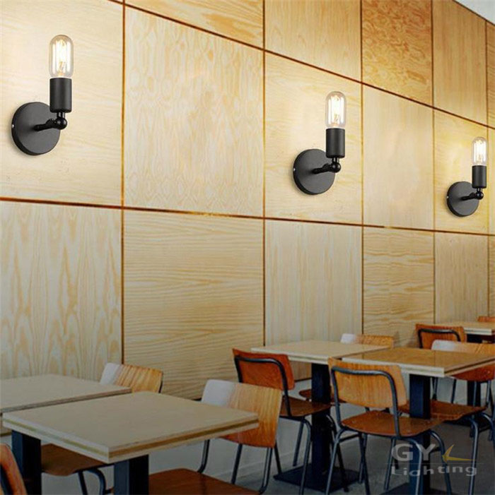 american country nordic loft wall mounted balcony corridor. Black Bedroom Furniture Sets. Home Design Ideas