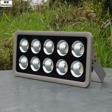 Led Flood Light Outdoor Spotlight Floodlight 500W 400W 300w 600W Wall Washer Lamp Reflector IP66 Waterproof Garden 220V Lighting