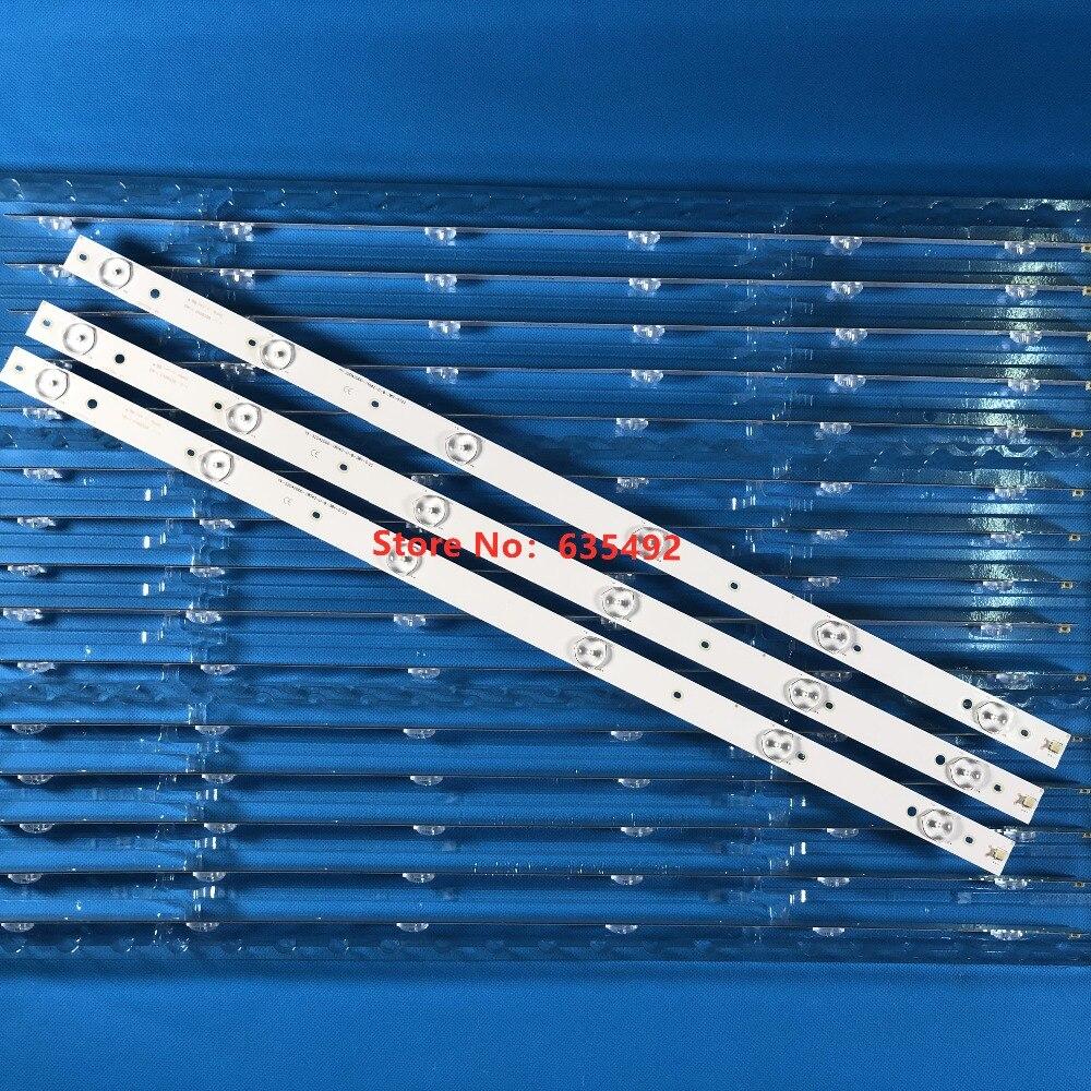 Retroiluminação LED para o Ph ilips 32PFK4109/12 32PFL5708/F7 320TT09 V4 V5 V6 TPV TPT315B5 TPT315135-EuJFFA TPT315B5- DXJSFE REV. s1E
