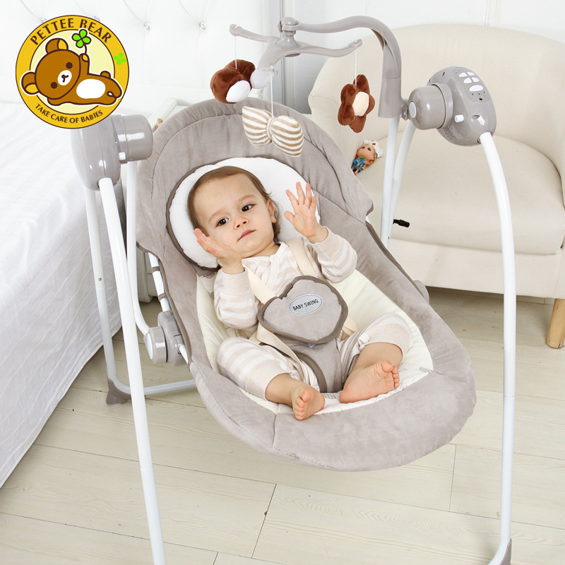 baby bear rocking chair multifunctional baby rocking. Black Bedroom Furniture Sets. Home Design Ideas
