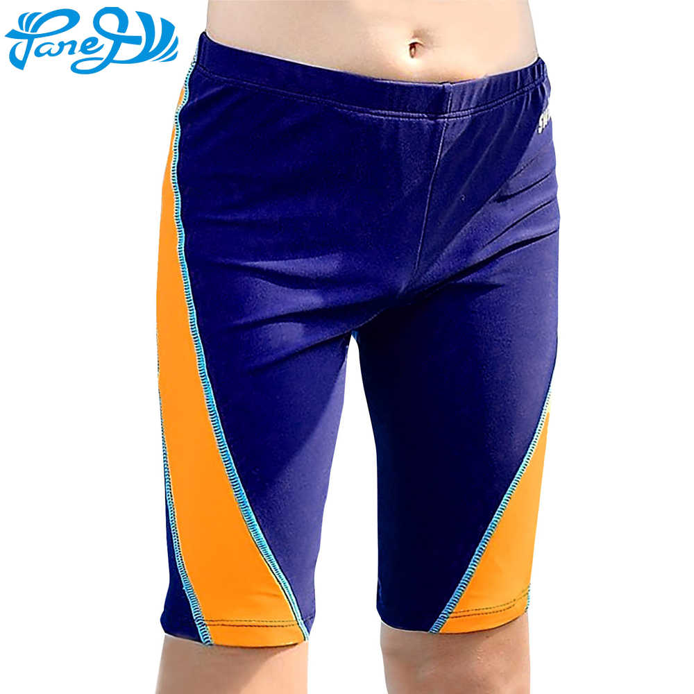 a5d47ac026 Panegy Summer Boys Swim Jammers New Professional Swimming Trunks Kids  Swimming Shorts Children Brand Sports Suit