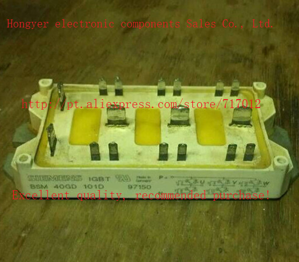 Free Shipping BSM40GD101D (used Old components,Good quality),Can directly buy or contact the seller free shipping kd421k15 no new old components good quality gtr module can directly buy or contact the seller