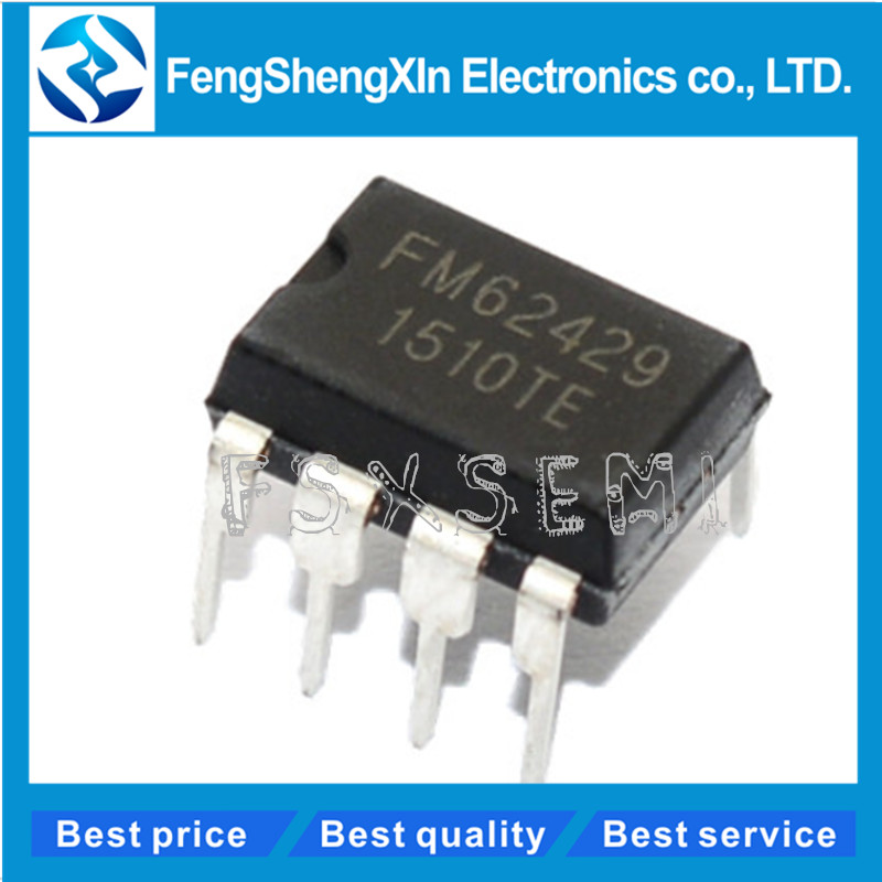 10pcs/lot M62429 FM62429 DIP-8 Digital Potentiometer IC