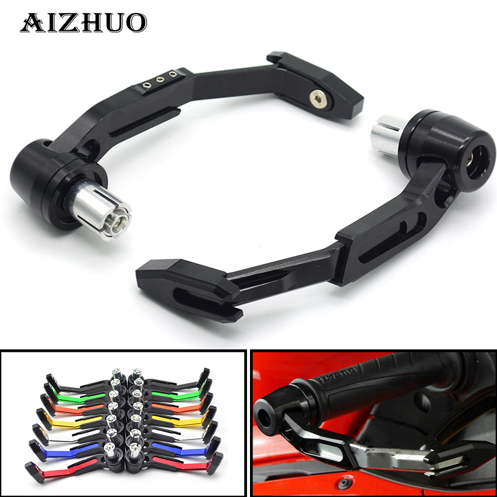 78 22mm Motorbike proguard system brake clutch levers protect For Benelli BN TNT 300 600 Honda GROM MSX125 MSX 125 PCX 125 150