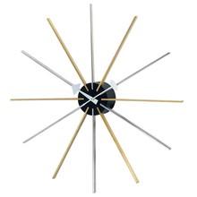 Home Decor/Designer star wall clock/quartz watch/watch wall/silence/factory direct sale/Hot/free shipping цены