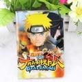 2016 Naruto Sasuke Naruto Konoha Kakashi anime passport holder passport cover passport bag PVC card pack card sets